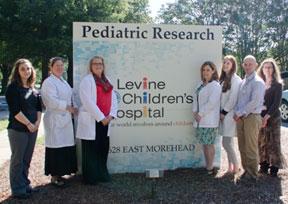 Pediatric Muscular Dystrophy Laboratory