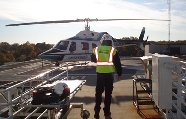 MedCenter Air Observer Program