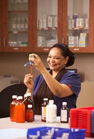 Carolinas Medical Center (CMC) Pharmacy Department
