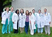 Internal Medicine Class of 2012