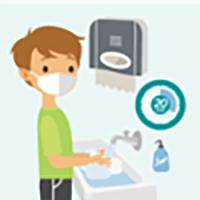 Handwashing Flyer for Kids