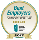 Best Employers for Healthy Lifestyles