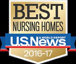 Best Nursing Homes U.S. News 2016 - 2017