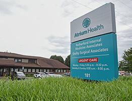 Atrium Health Urgent Care - Rutherford