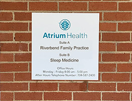 Atrium Health Sleep Medicine - Riverbend