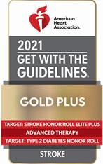 Gold Plus American Heart Association