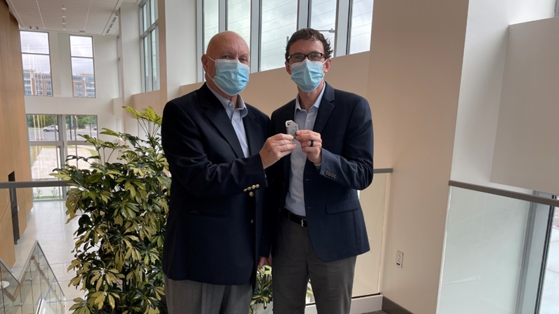 : Atrium Health Carolinas Medical Center today announced it is the only hospital in Charlotte and among the first hospitals in the Carolinas to use cardiac contractility modulation therapy, (CCM) delivered by the Optimizer system, to treat patients diagnosed with heart failure.