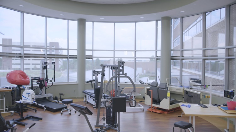 Atrium Health Pineville Rehabilitation Hospital has been recognized as part of Newsweek's inaugural list of Best Physical Rehabilitation Centers 2020.