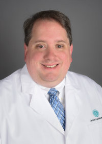 Greg Knight, MD, hematology and medical oncologist at Atrium Health's Levine Cancer Institute.