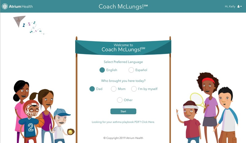 Coach McLungs