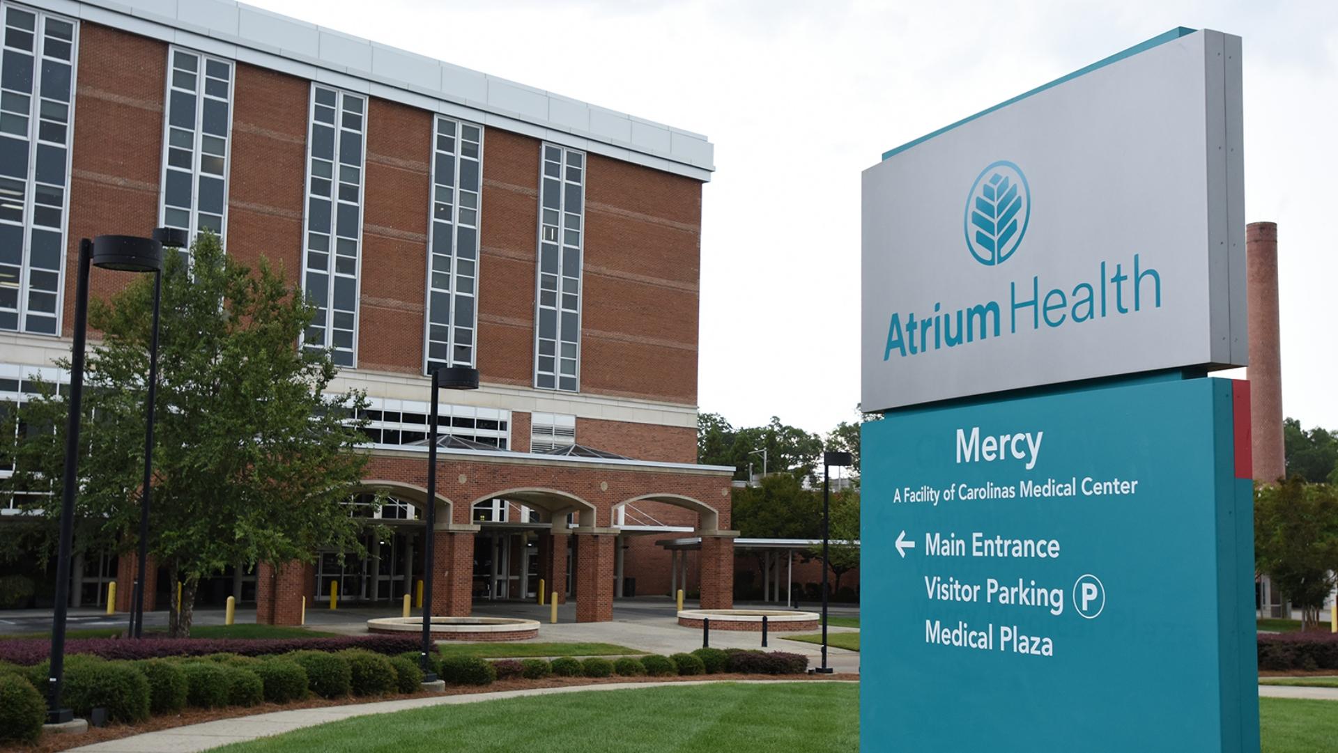 The Arbor Day Foundation has named Atrium Health Mercy a Tree Campus Healthcare facility.