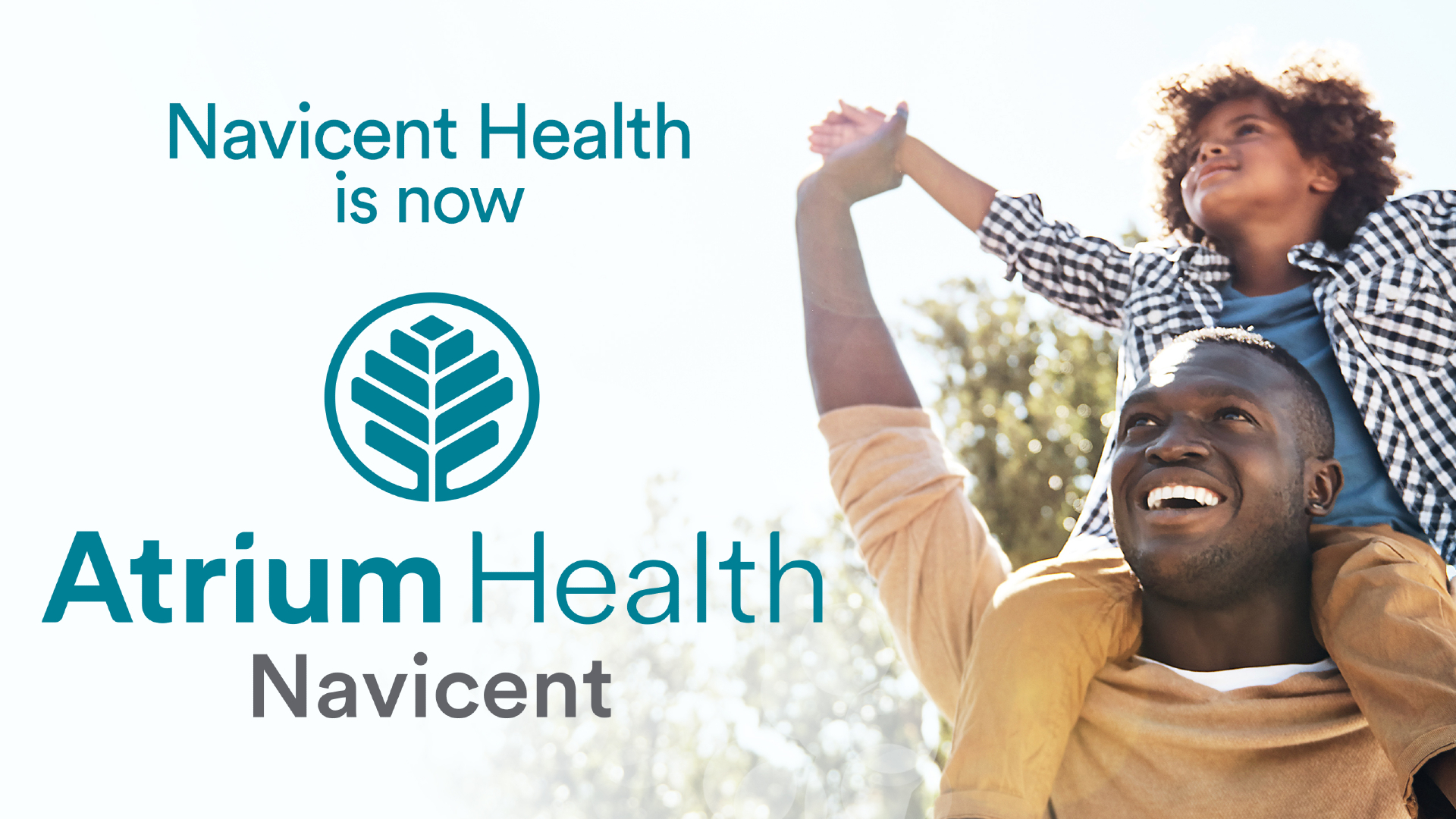 Navicent Health, in collaboration with Charlotte, North Carolina-based Atrium Health, today announced its new brand identity. The Georgia health system, which includes the state's second largest hospital and more than 30 additional facilities, will now be known as Atrium Health Navicent. The new brand symbolizes the strategic partners' shared mission to improve health, elevate hope and advance healing for all.