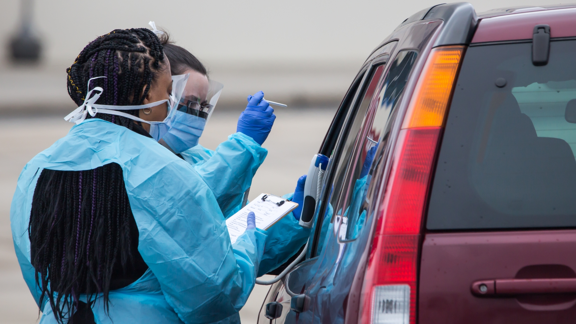Charlotte Motor Speedway has become the first professional sports venue in the country to serve the community as a remote testing site during the ongoing coronavirus disease 2019 (COVID-19) pandemic.