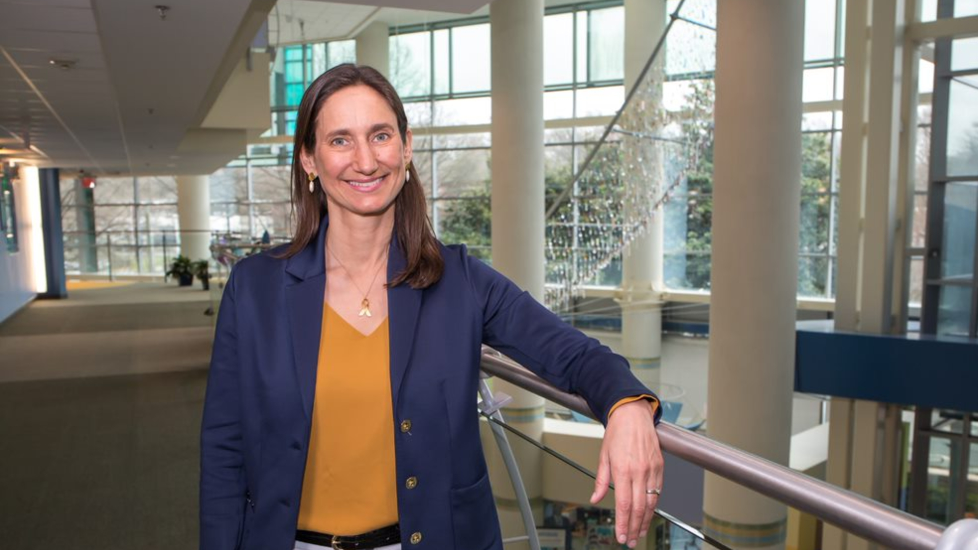 Atrium Health Levine Children's is pleased to announce the appointment of Dr. Giselle Sholler, MSc, a pediatric oncologist, as the director of the Isabella Santos Foundation Solid and Rare Tumor Program at Levine Children's, effective immediately