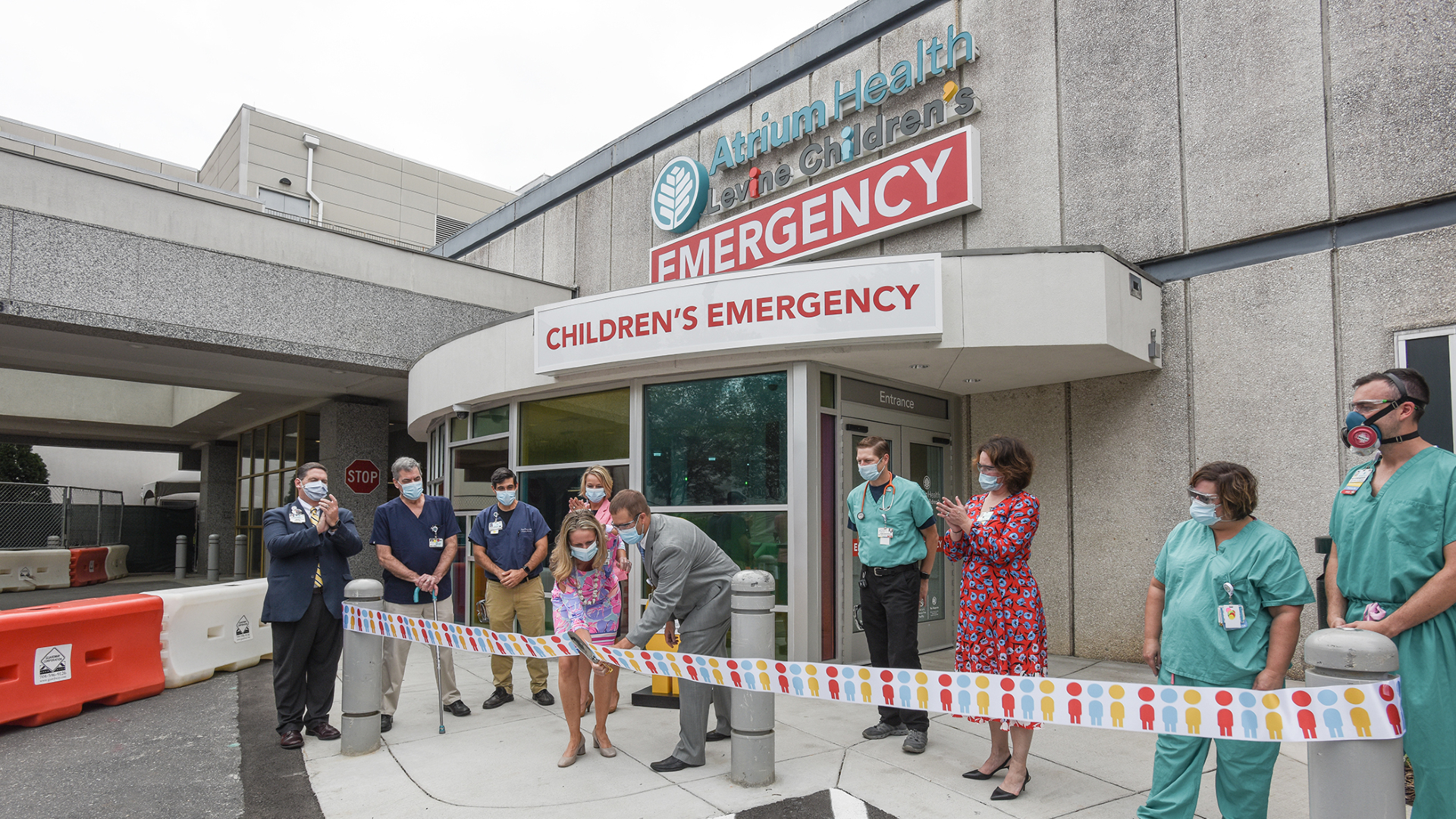 Atrium Health Levine Children's announces the unveiling of its newly expanded and renovated pediatric emergency department at Levine Children's Hospital, dedicated to providing expert emergency care in Charlotte in a kid-friendly, kid-focused setting.