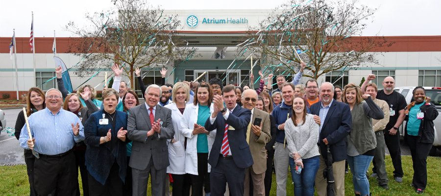Atrium Health Anson continues to stand the test of time in order to care for its community's health needs.