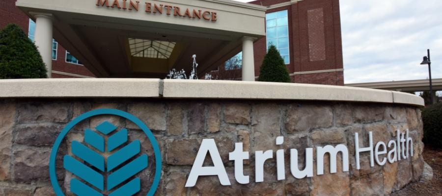 Atrium Health Lincoln became the hospital's official name on Dec. 1, 2018.