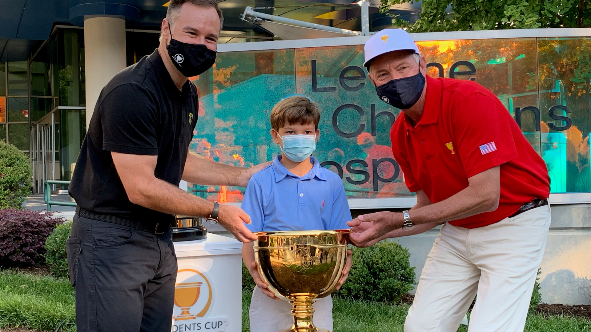 The Presidents Cup today announced Atrium Health as the Official Health Care Provider of golf's premier global team event, to be held at Quail Hollow Club, in Charlotte, the week of Sept. 19-25, 2022.