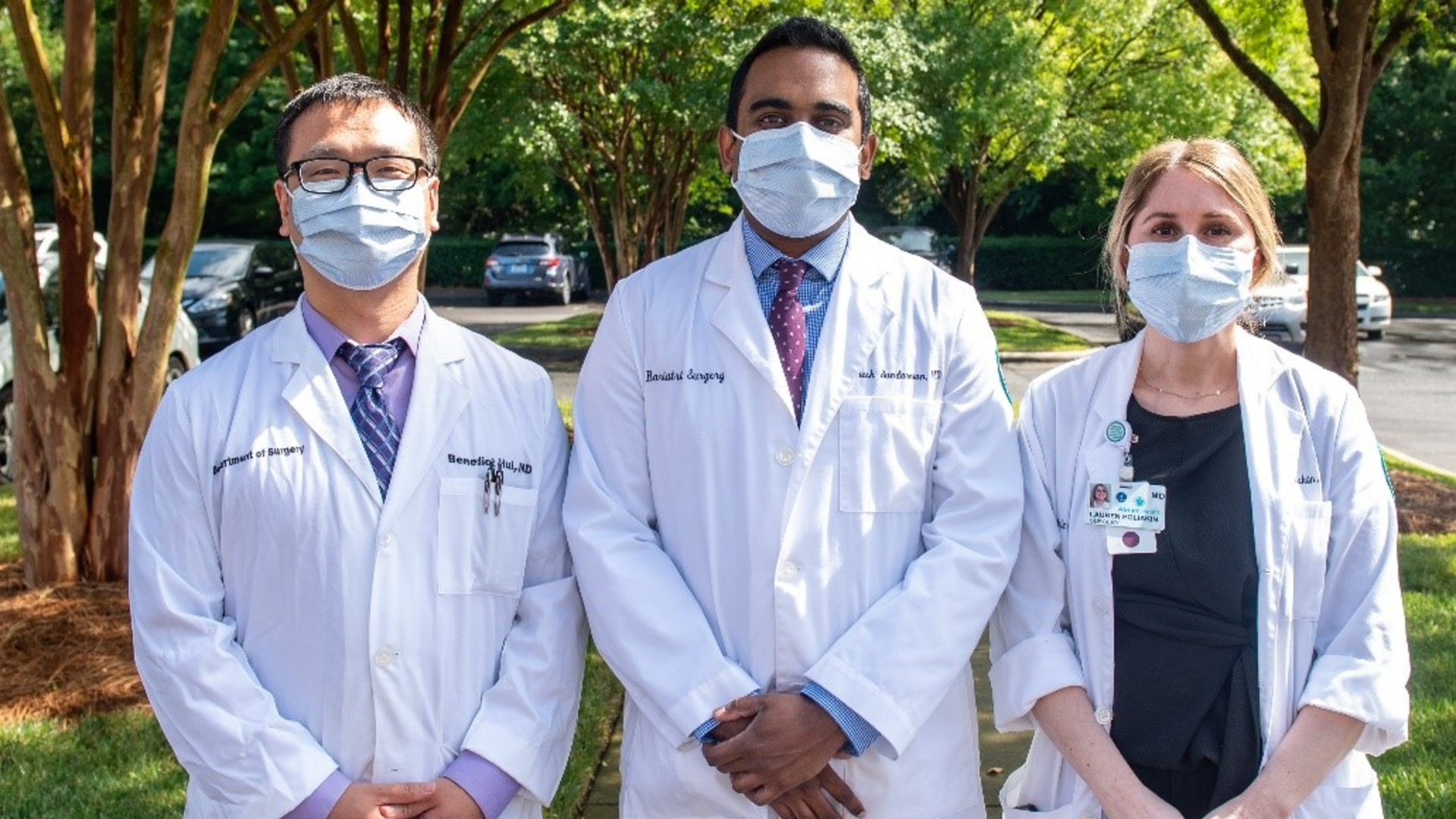 More than 10 physicians from Atrium Health took the virtual stage to present their work at the 2020 Society of American Gastrointestinal and Endoscopic Surgeons (SAGES) Conference on August 11-13, 2020.