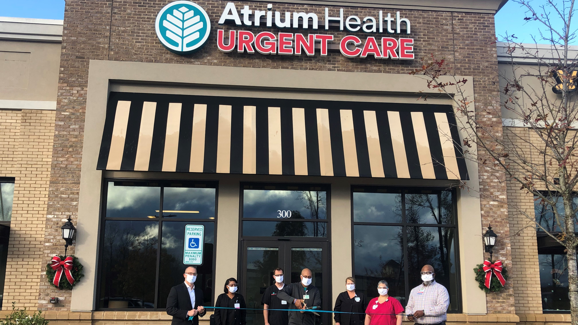 A new Atrium Health urgent care facility is now open. Atrium Health Urgent Care – Red Stone, located in Indian Land, South Carolina, opened on November 30, operating from 8 a.m. – 8 p.m., seven days a week.