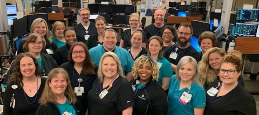 The American Association of Critical-Care Nurses (AACN) recently awarded the Virtual Critical Care Unit at Atrium Health, Mint Hill, NC with a bronze-level Beacon Award for Excellence.