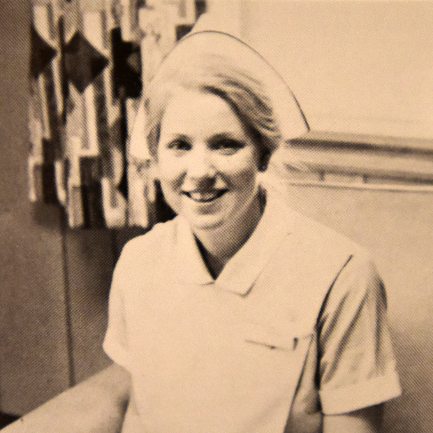 Terri Richards,BSN, RN, has been taking care of babies for 40 years.