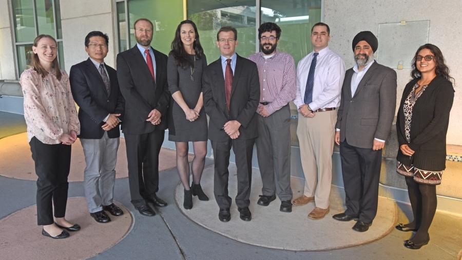Atrium Health's Epilepsy team