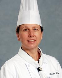 Rhonda Stewart, senior instructor, College of Culinary Arts at Johnson & Wales University's Charlotte campus