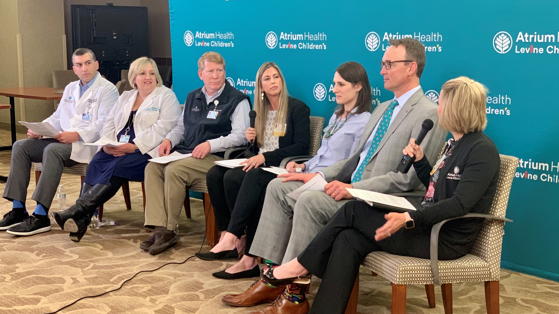 At Atrium Health, we're here to support our community in times of need. See how we're working to contain and treat the outbreak of coronavirus disease 2019 (COVID-20).
