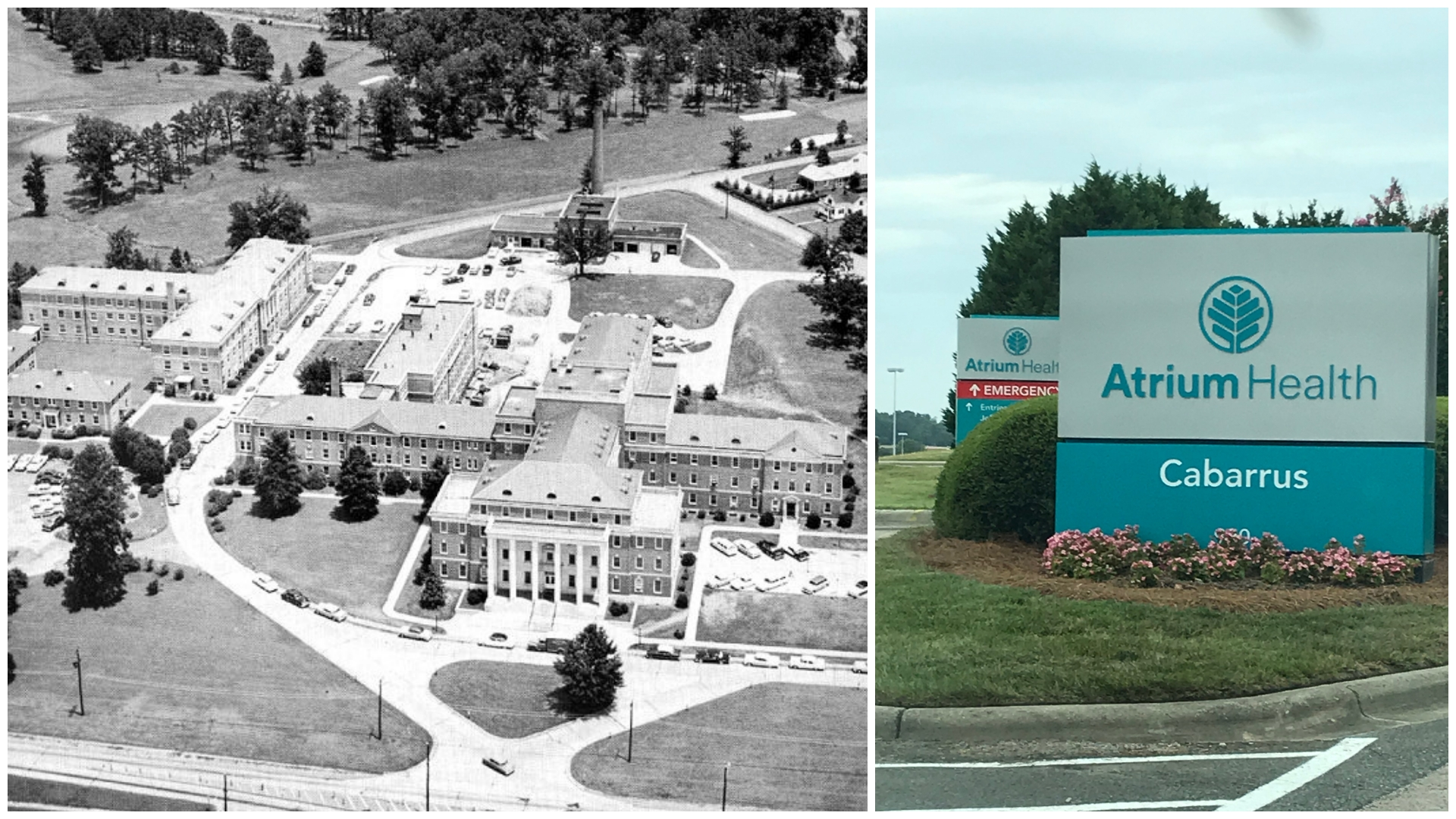 On Friday, August 2, Atrium Health will change its name from Carolinas HealthCare System NorthEast to Atrium Health Concord - representing the area's hospital in Concord and continuing the long history of providing care to Cabarrus, Rowan and surrounding counties.