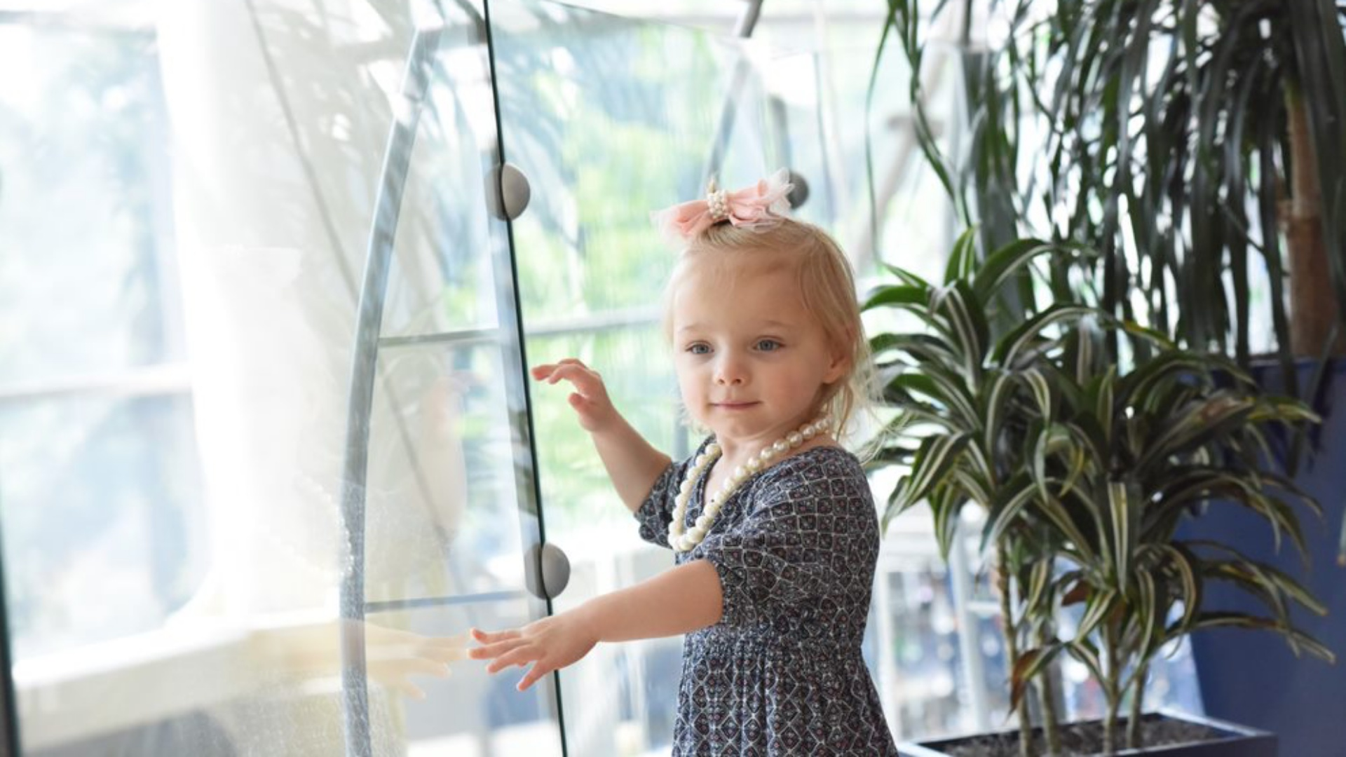 Chronic lung disease is a diagnosis without a real cure, but not without real hope. And 3-year-old Emelia Rawls is proof of that.