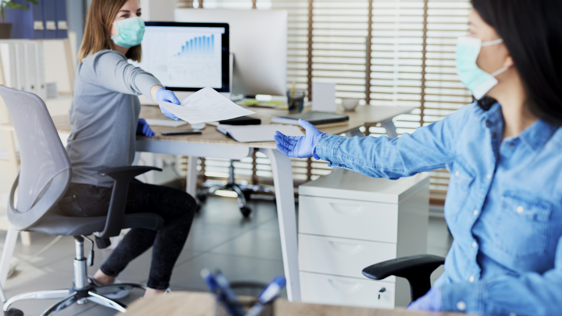 With the ongoing COVID-19 pandemic, transitioning back to your workspace takes the right plan. Here are some essential tips to help you protect your employees.