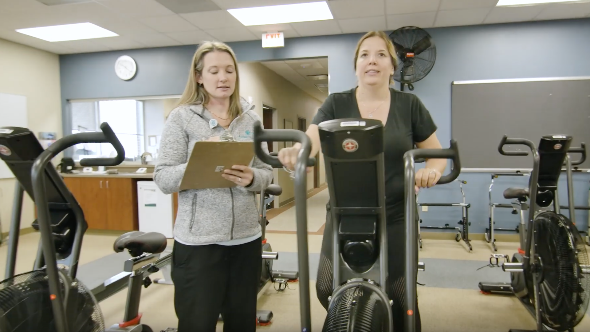 Hava isn't the heart attack victim we picture. She's a healthy eater, a regular exerciser, and only 42 years old. But six weeks after her massive heart attack, Hava tells women that learning the symptoms can save their lives.