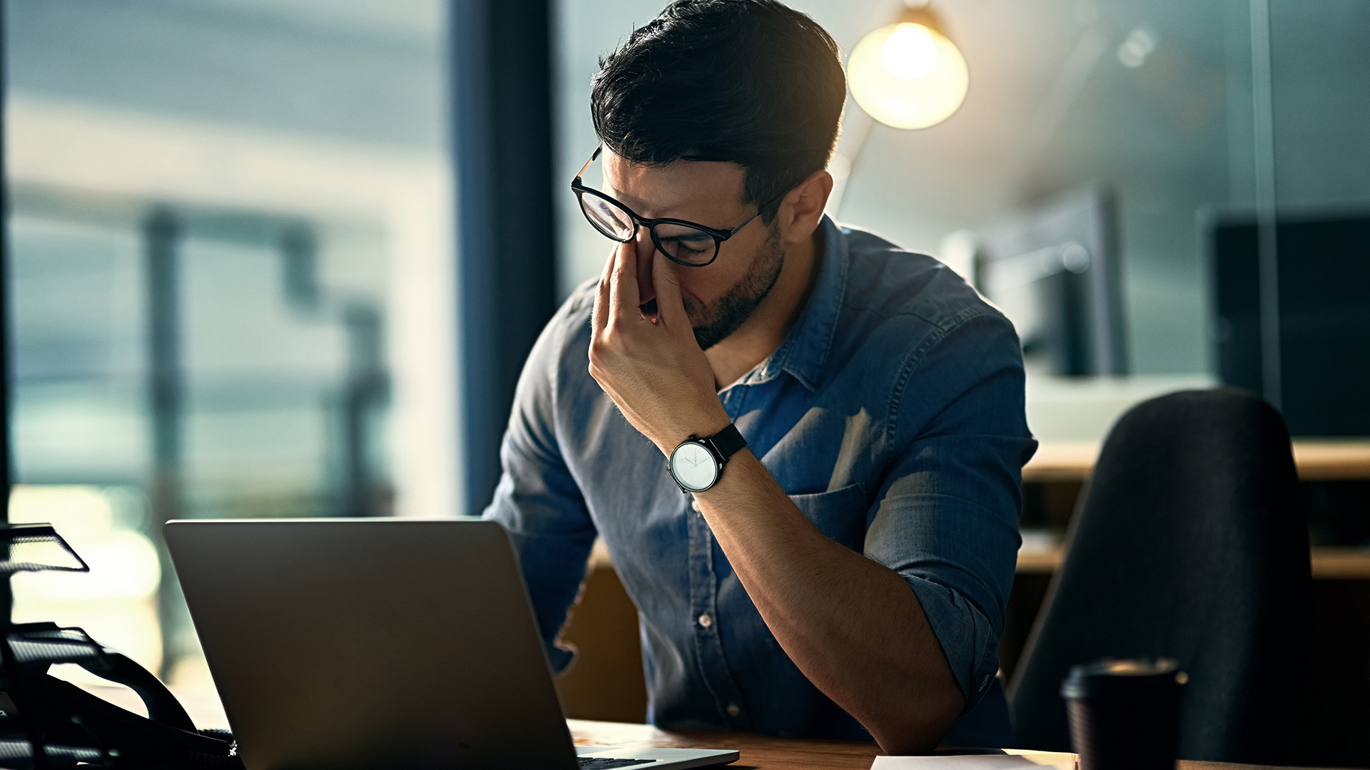 Healthworks: Workplace Stress and Tips to Avoid It