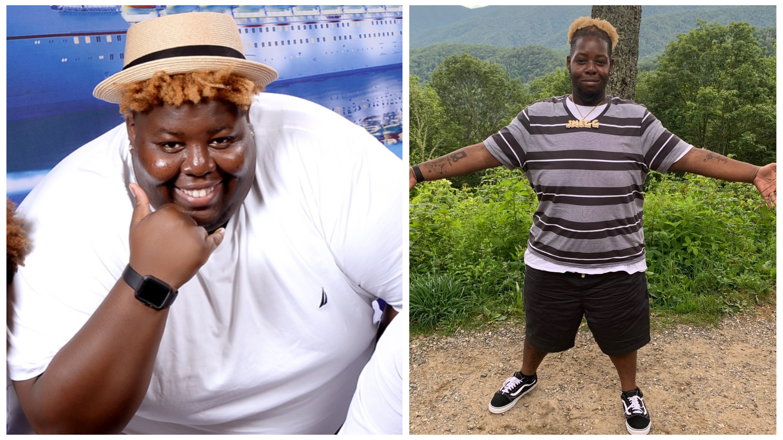 Joshua Diggs knew he needed expert help after struggling his entire life to keep his weight down. Through the support of Atrium Health Weight Management, Joshua gained the edge he needed to lose over 200 pounds and counting.