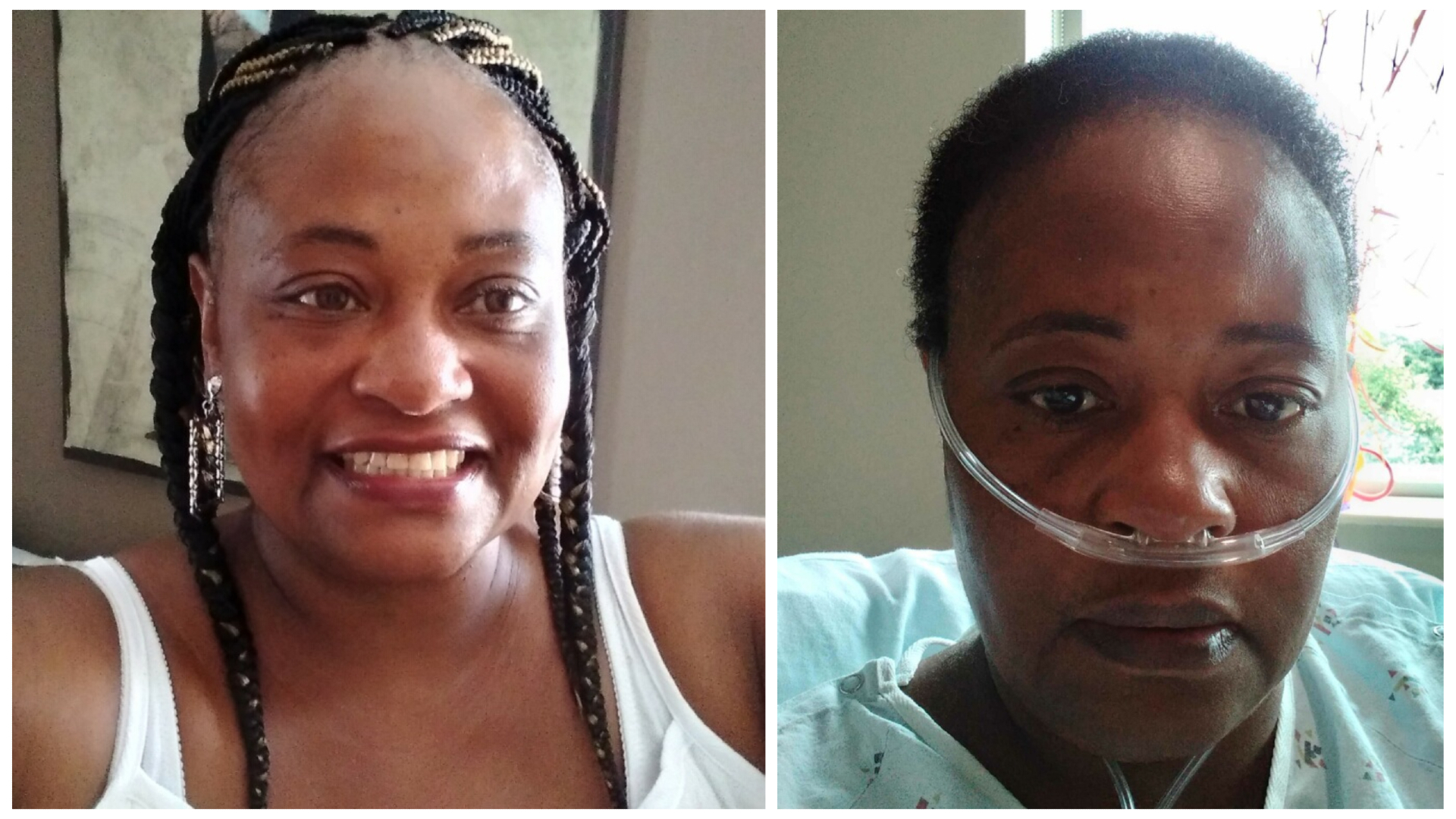 Working in a hospital and seeing the effects of COVID-19 wasn't enough to change Lateasa McLean's stance against getting vaccinated. Neither was contracting the virus herself. But one week after testing positive, she fainted and was rushed to the hospital, realizing she made a mistake.