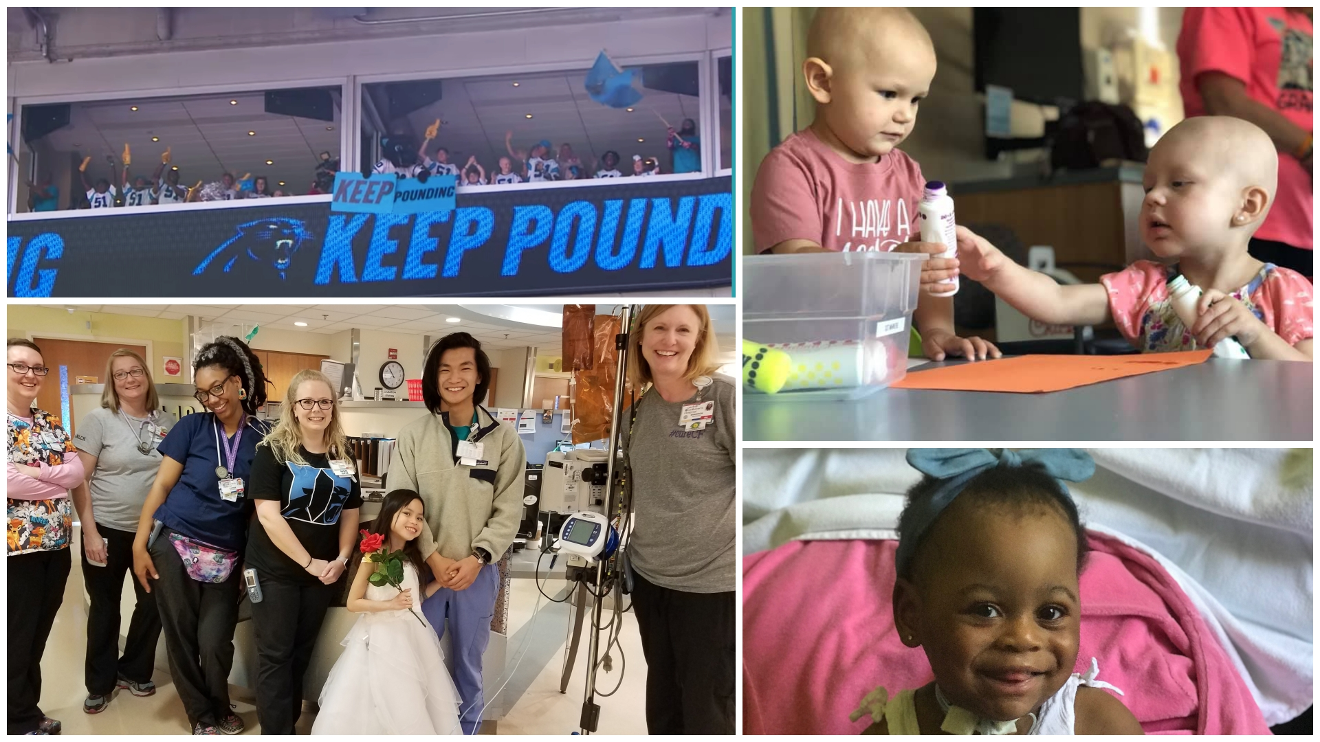 As we look back on 2019, read our favorite stories about some of our Levine Children's Hospital patients.