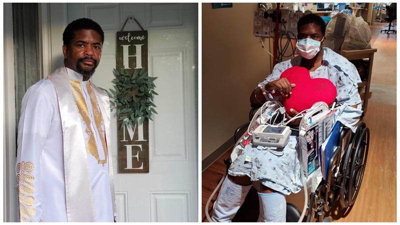 On March 6, 2020, Steven Evans' name joined the waitlist for a heart transplant at Atrium Health Sanger Heart & Vascular Institute.