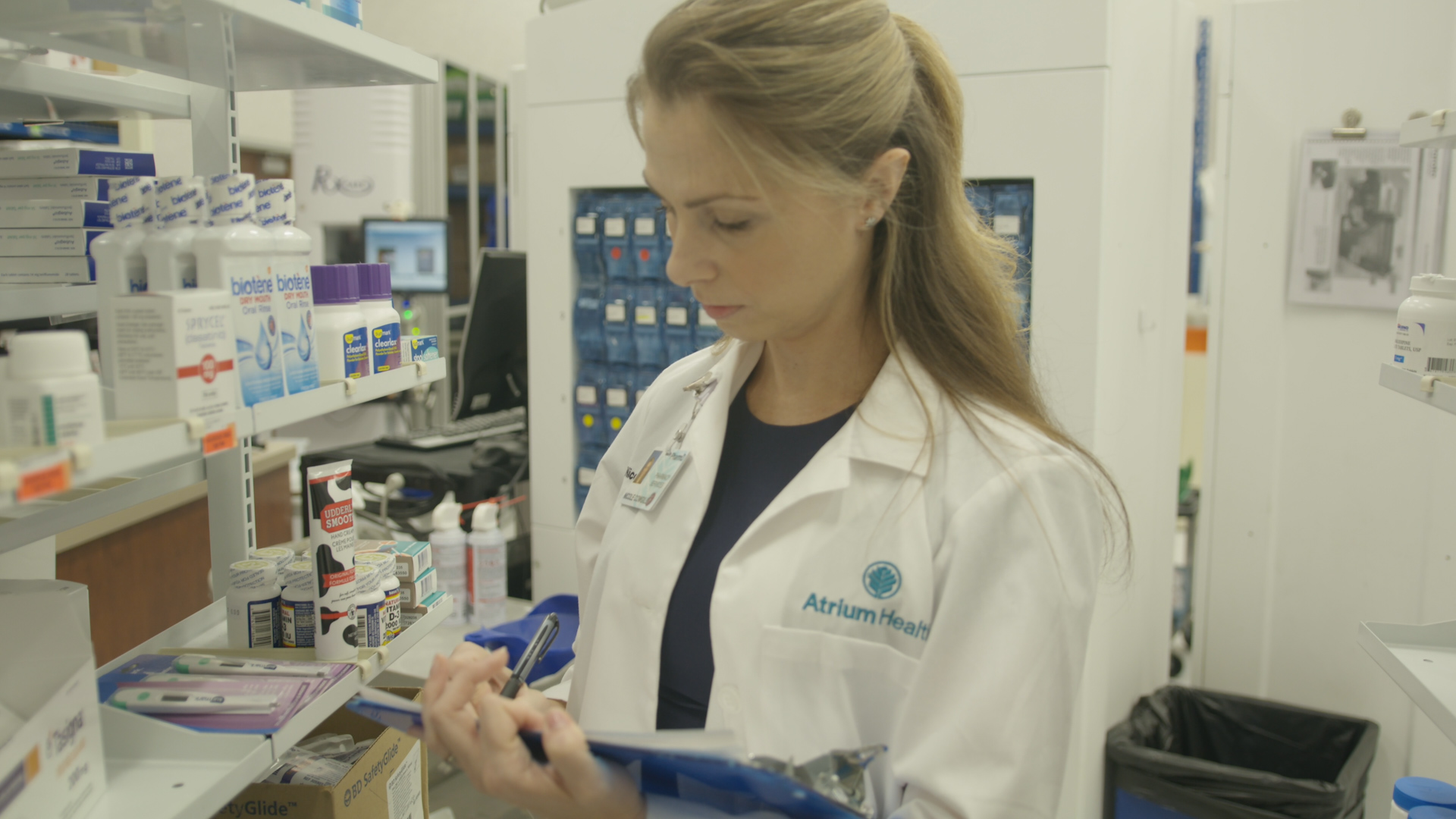 Atrium Health's Specialty Pharmacy Service gives patients more information, faster service and better outcomes.