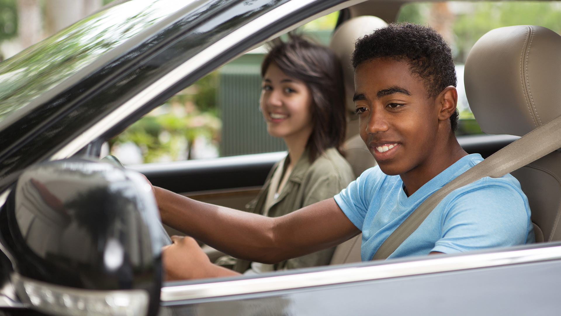 Learning to drive is a rite of passage and parents can play a vital role in their teenagers' development behind the steering wheel.