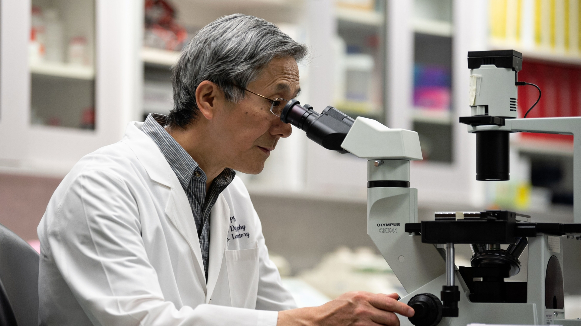 A new therapy that could change the face of Muscular Dystrophy treatment has been discovered in Charlotte.