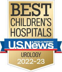 U.S. News and World Report Badge Cancer