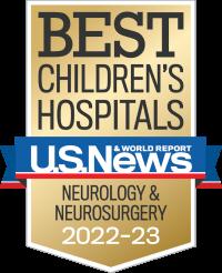 U.S. News and World Report Badge Neurology