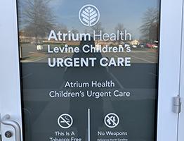 Atrium Health Levine Children's Urgent Care - Blakeney