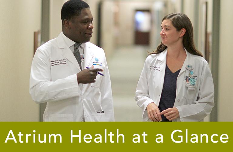 Atrium Health at a Glance